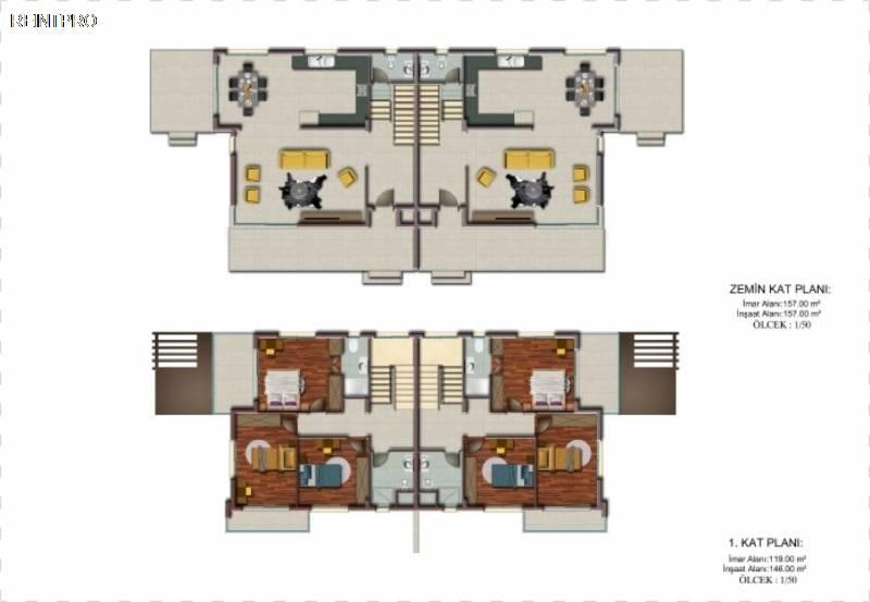 Summer Villa FOR SALE Cyprus Gazimagusa YENIBOGAZICI Construction Companies $1400007
