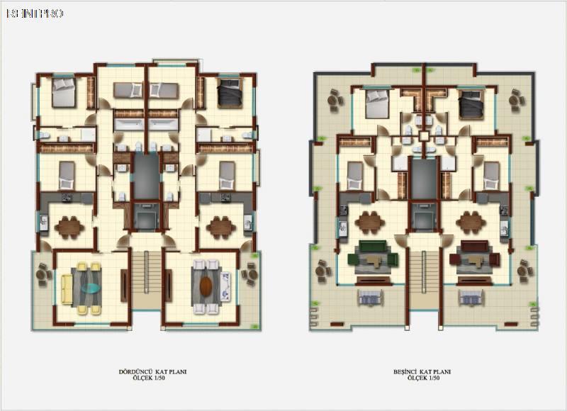 Flat FOR SALE Cyprus Gazimagusa CANAKKALE Construction Companies $8000022