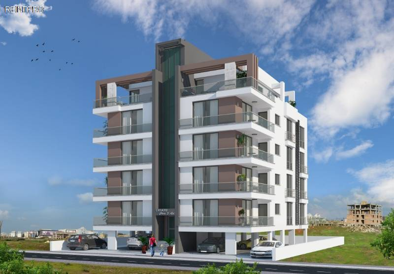 Flat FOR SALE Cyprus Gazimagusa CANAKKALE Construction Companies $8000011