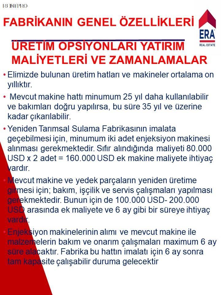 Manufacturing Facility FOR SALE Türkiye Antalya DÖŞEME ALTI Real Estate Agents $37400009