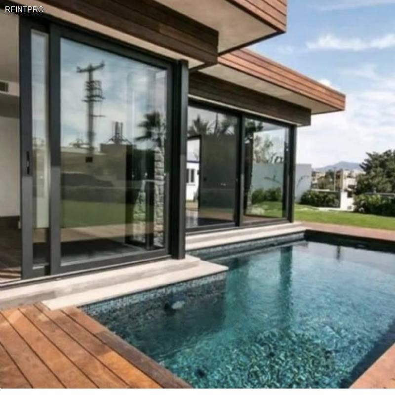 Villa À VENDRE Türkiye Izmir DİKİLİ - ÇANDARLI  Entreprises de construction $1000008