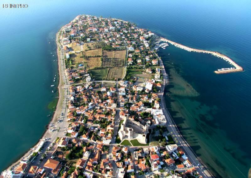 别墅 销售 Türkiye的 Izmir DİKİLİ - ÇANDARLI 建筑公司 $1000001