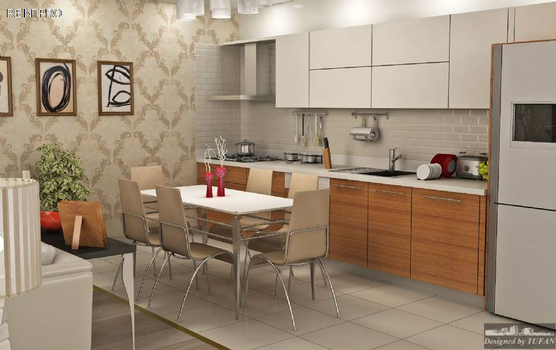 Villa À VENDRE Türkiye Izmir DİKİLİ - ÇANDARLI  Entreprises de construction $1000004