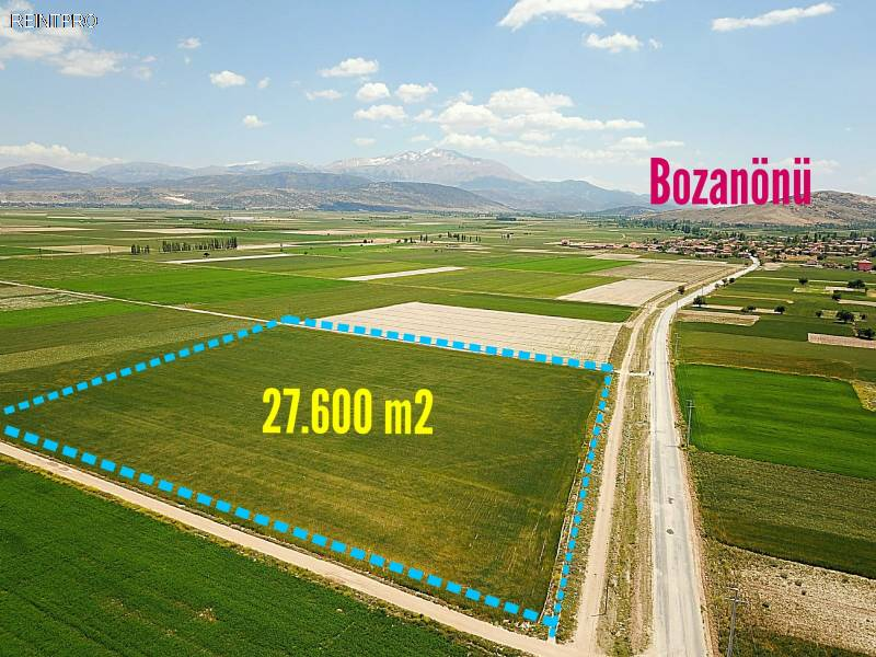 Land  FOR SALE Türkiye  Isparta