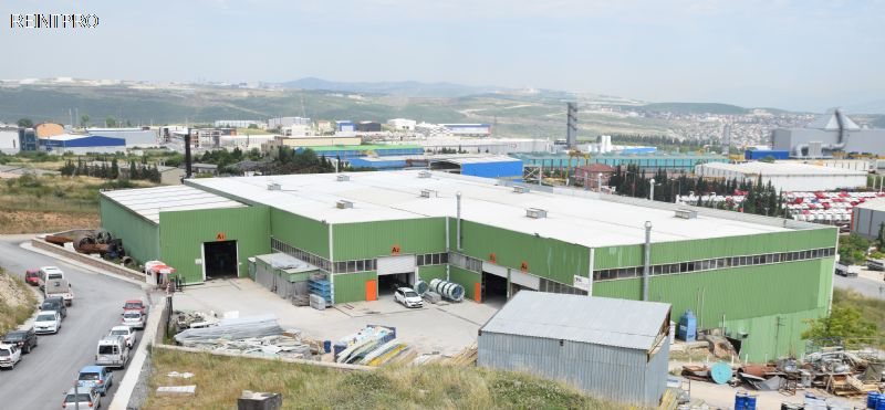 Manufacturing Facility FOR SALE Türkiye Istanbul DILOVASI Real Estate Agents $44500001