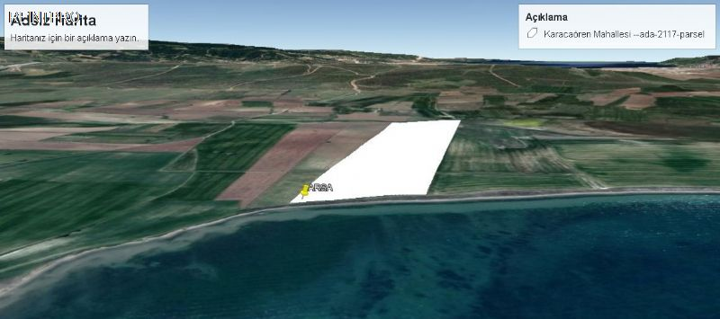 Lands FOR SALE Türkiye Çanakkale Karacaören Real Estate Agents $34800001