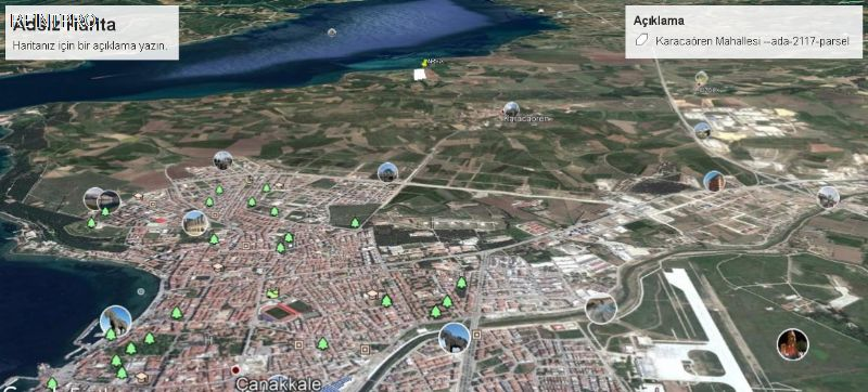 Lands FOR SALE Türkiye Çanakkale Karacaören Real Estate Agents $3480000