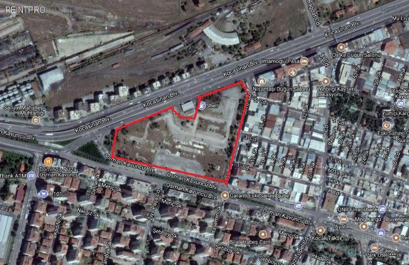Land  FOR SALE Türkiye  Kayseri