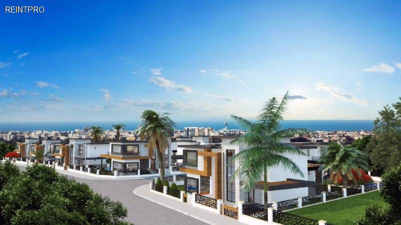 Villa FOR SALE Cyprus Girne  Real Estate Agents $6000005