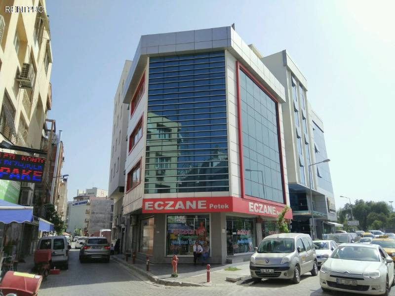 Office Block FOR SALE Türkiye Izmir Konak Property Owner $14000001
