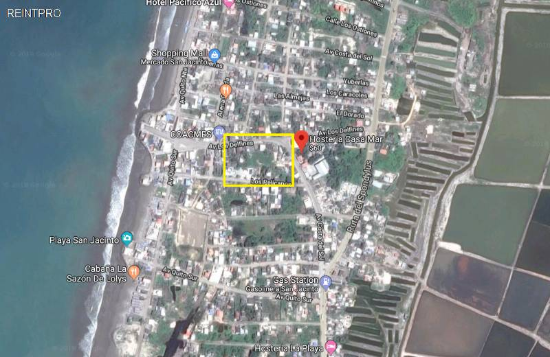 Land FOR SALE Ecuador Manta San Jacinto, Sucre, Manabi Property Owner $1300001