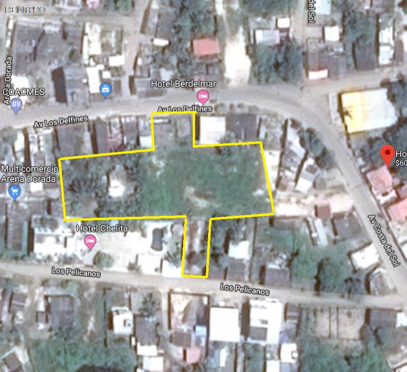 Land FOR SALE Ecuador Manta San Jacinto, Sucre, Manabi Property Owner $1300002