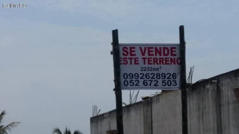 Land FOR SALE Ecuador Manta San Jacinto, Sucre, Manabi Property Owner $1300003