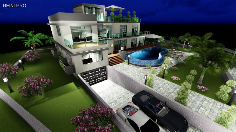 Detached House  FOR SALE Cyprus  Girne