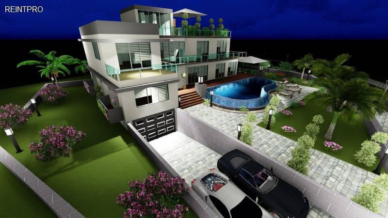 Detached House FOR SALE Cyprus Girne Alsancak Construction Companies $16000001