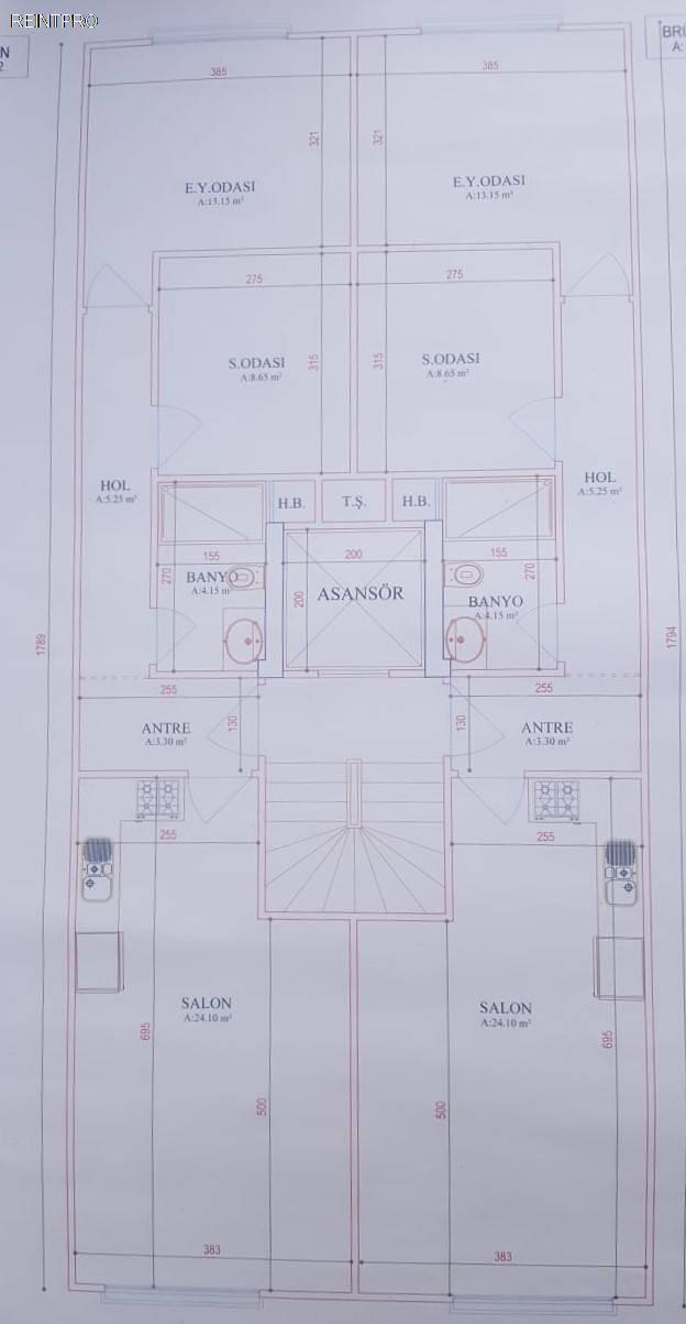 Flat FOR SALE Türkiye Istanbul moda - bahariye/ kadıköy Real Estate Agents $3550002